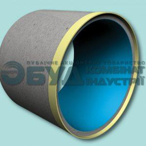 Тонкостінні залізобетонні труби-оболонки. Збірні системи для будівництва колекторів великих діаметрів.